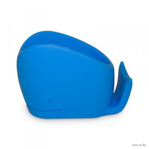 "Подставка для зубных щеток силиконовая ""Wilson The Whale"""