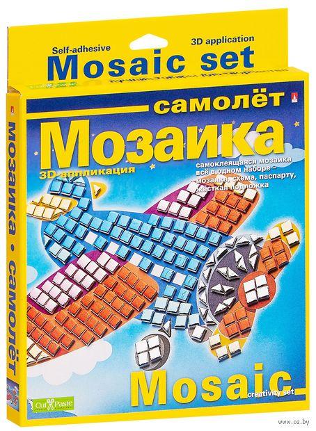 """Мозаика """"Самолет"""" — фото, картинка"""