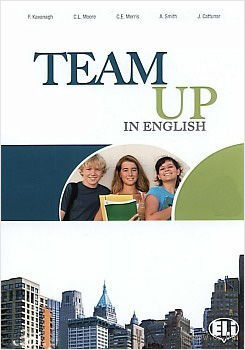 Team Up in English: Workbook 3 (+ CD) — фото, картинка