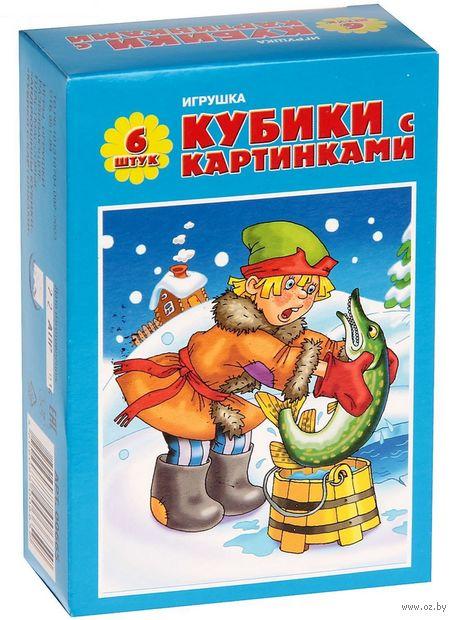 """Кубики """"Солнышко-4"""" (6 шт.) — фото, картинка"""