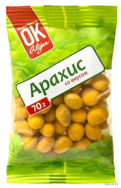 """Арахис в глазури """"Jega"""" (70 г; сыр и лук) — фото, картинка"""