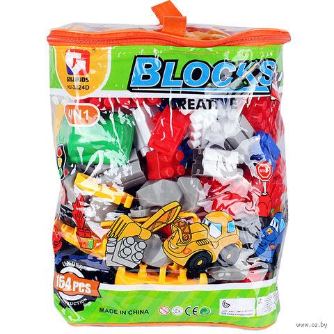 """Конструктор """"Blocks"""" (154 детали; арт. DV-T-902) — фото, картинка"""