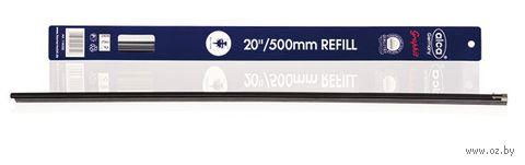 """Резинки для щёток стеклоочистителя """"Multi Edge"""" (2 шт.; 50 см; арт. 686) — фото, картинка"""