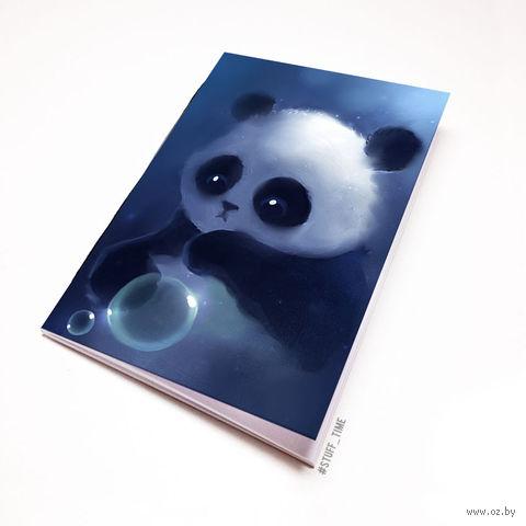 """Блокнот """"Панда"""" (А5; арт. 392) — фото, картинка"""
