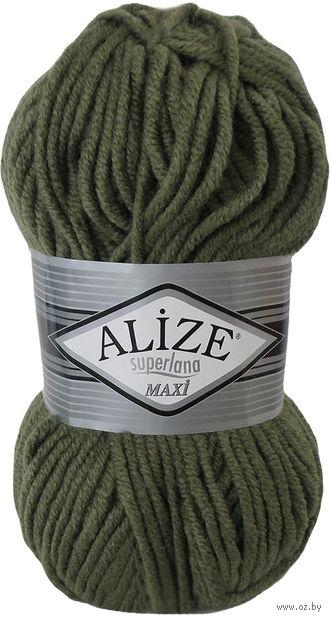 ALIZE. Superlana Maxi №69 (100 г; 100 м) — фото, картинка