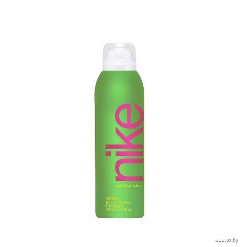 "Дезодорант парфюмерный для женщин ""Nike. Green"" (200 мл)"