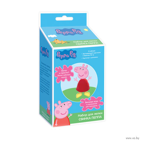 Набор для лепки «Свинка Пеппа»