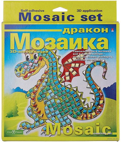 """Мозаика """"Дракон"""" (250х202 мм) — фото, картинка"""