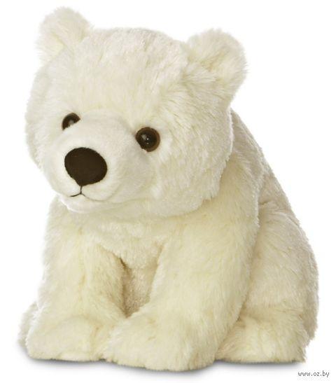 """Мягкая игрушка """"Полярный медведь"""" (30 см) — фото, картинка"""