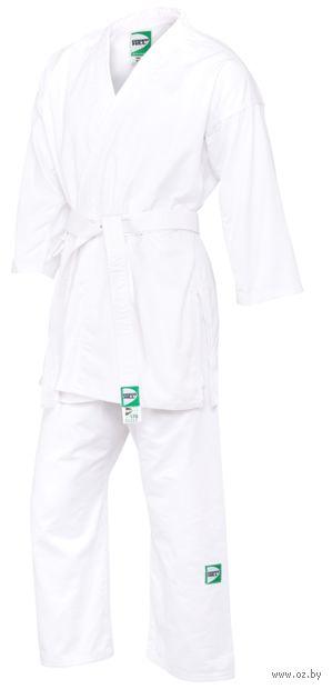 Кимоно для карате KSST-10354 (р. 3/160; белое) — фото, картинка