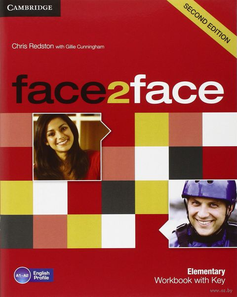Face2Face. Elementary. Workbook with Key. Джилли Каннингем, Крис Редстон