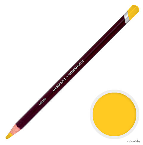 Карандаш цветной Coloursoft C050 (охра желтая)