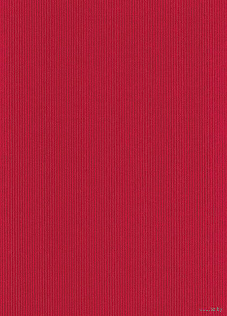 "Бумага упаковочная ""Uni Natura Red"" (70х200 см) — фото, картинка"