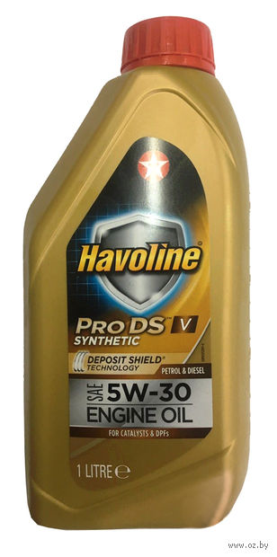 "Масло моторное ""Havoline ProDS V"" 5W-30 (1 л) — фото, картинка"