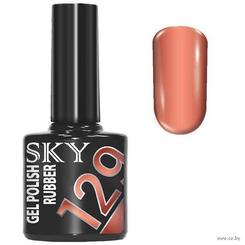 """Гель-лак для ногтей """"Sky"""" тон: 129 — фото, картинка"""