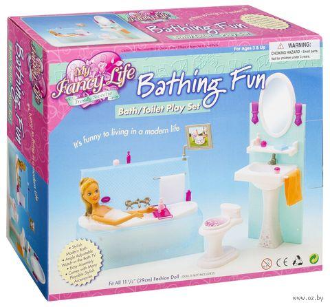 "Набор мебели для кукол ""Ванная комната"""