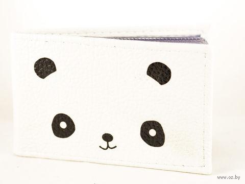 """Кредитница """"Панда"""" — фото, картинка"""