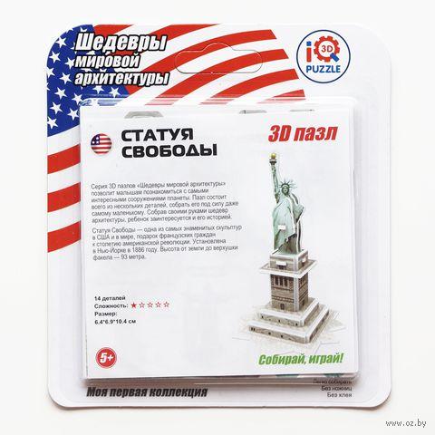"""Сборная модель """"Статуя Свободы"""""""