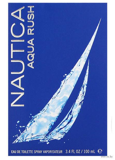 """Туалетная вода для мужчин """"Aqua Rush"""" (100 мл)"""