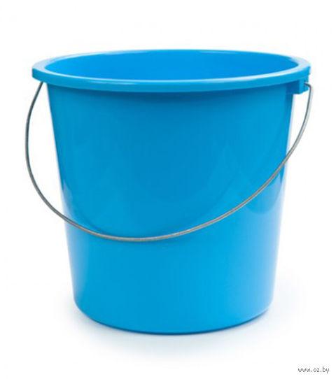 Ведро (5 л; голубая лагуна) — фото, картинка