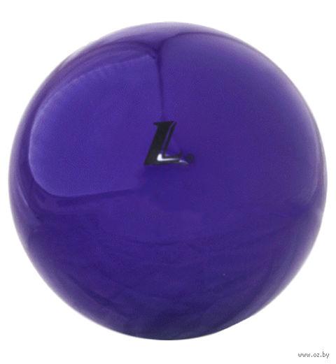 Мяч для художественной гимнастики SH5012 (фиолетовый) — фото, картинка