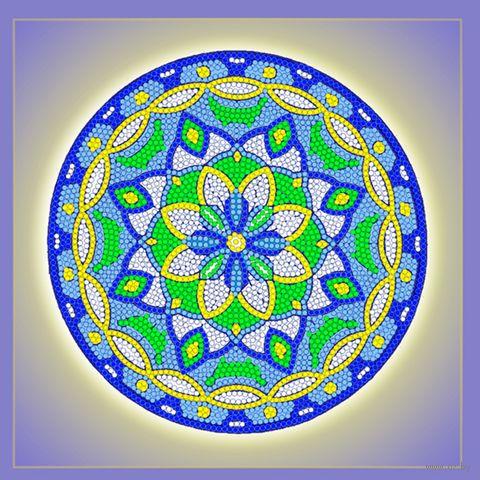 "Алмазная вышивка-мозаика ""Счастье"" (250х250 мм) — фото, картинка"