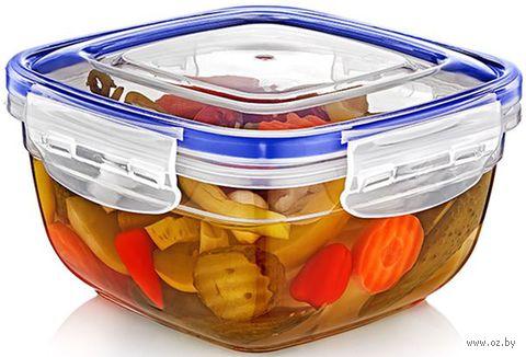 Контейнер для продуктов пластмассовый (1500 мл)