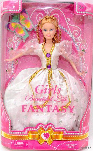 """Кукла """"Принцесса в вечернем платье"""""""
