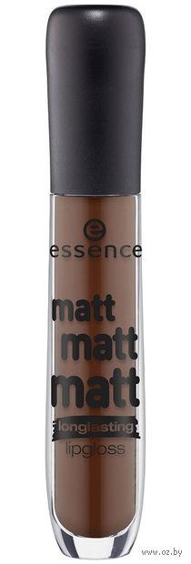 "Блеск для губ ""Matt matt matt"" (тон: 09) — фото, картинка"