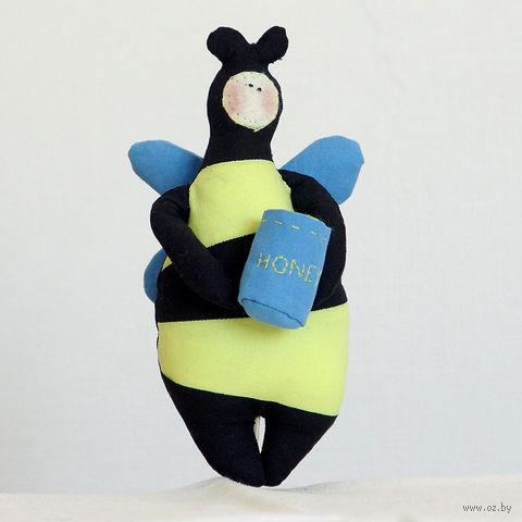 """Кукла ручной работы """"Пчел"""""""