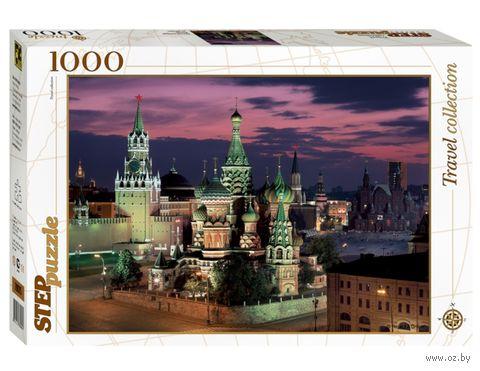 "Пазл ""Красная площадь. Москва"" (1000 элементов) — фото, картинка"
