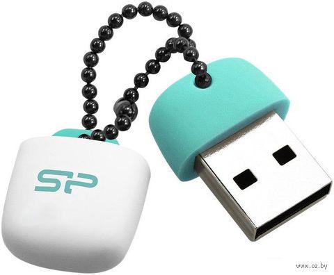 USB Flash Drive 32Gb Silicon Power Jewel J07 (Blue)