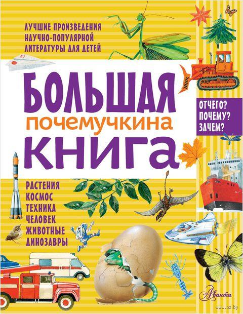 Большая почемучкина книга. Виталий Танасийчук, Алексей Смирнов
