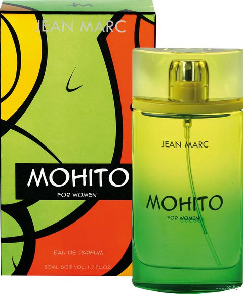 "Парфюмерная вода для женщин ""Mohito"" (50 мл) — фото, картинка"