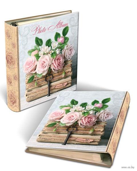 """Фотоальбом """"Книги и розы"""" (арт. 44863) — фото, картинка"""