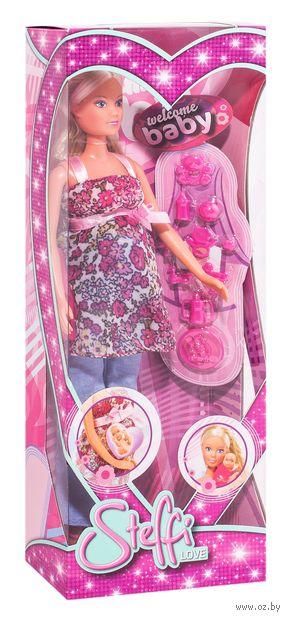 "Кукла ""Штеффи беременная"" — фото, картинка"