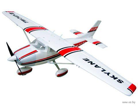 """Самолет на радиоуправлении """"Cessna 182"""" (арт. AP03-1) — фото, картинка"""