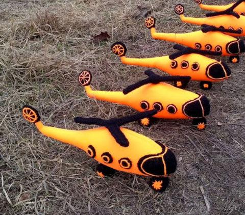 Вязанный вертолёт