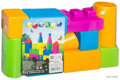 "Конструктор ""Кубики"" (11 деталей) — фото, картинка"