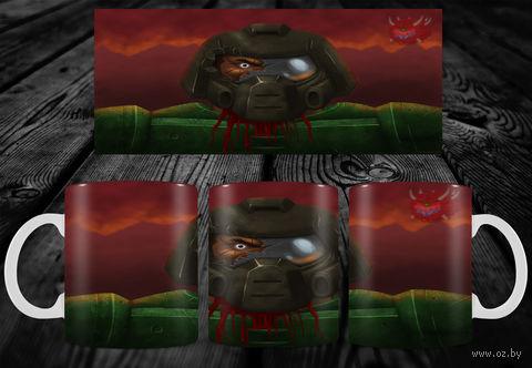 """Кружка """"Doom"""" (art. 24)"""