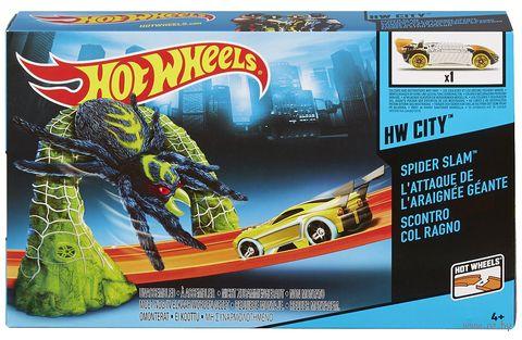 """Игровой набор """"Hot Wheels. Удар паука"""""""