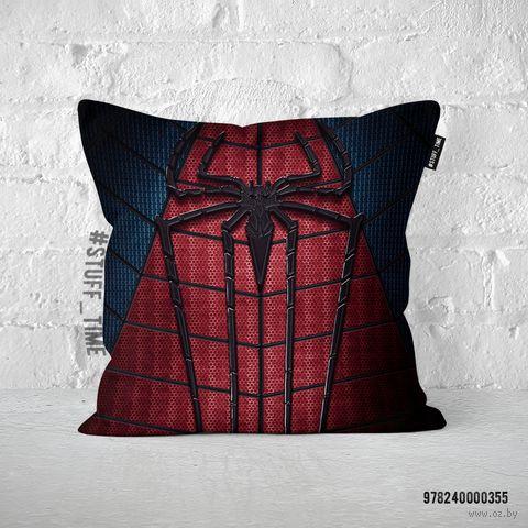 "Подушка ""Человек-паук"" (арт. 355) — фото, картинка"