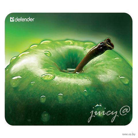Коврик для мыши Defender Juicy Sticker (в ассортименте) — фото, картинка