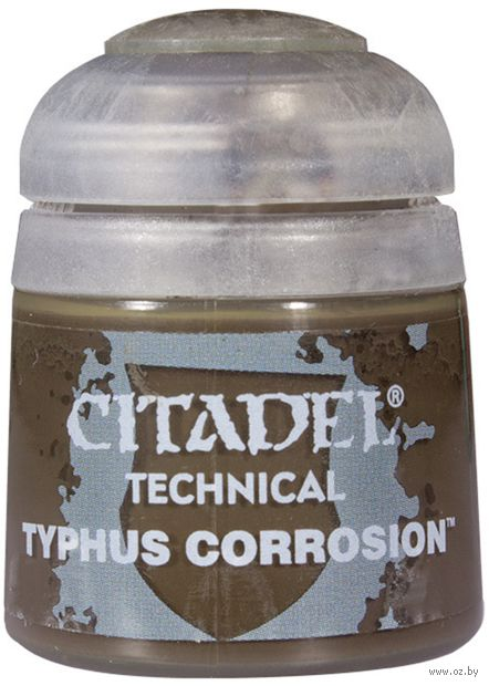 "Краска акриловая ""Citadel Technical"" (typhus corrosion; 12 мл) — фото, картинка"