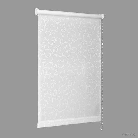 """Штора рулонная """"Сантайм. Прима"""" (57х170 см; белая) — фото, картинка"""