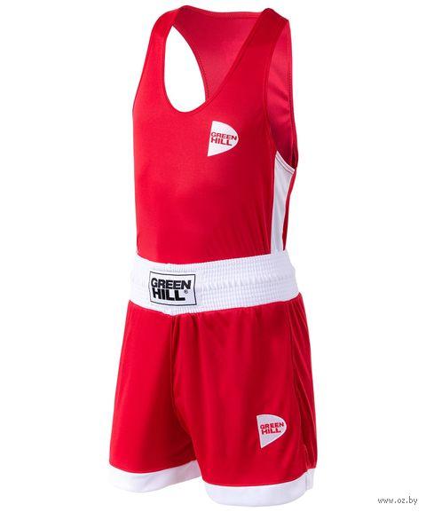 """Форма для бокса детская """"Interlock BSI-3805"""" (красная) — фото, картинка"""