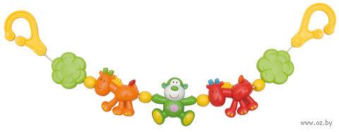 """Игрушка-подвеска """"Жирафы и обезьяны"""""""