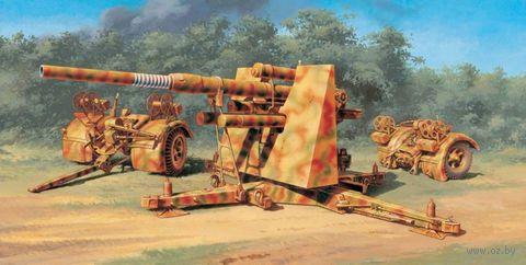 """Пушка """"8.8 cm FLAK 37 AA GUN"""" (масштаб: 1/48) — фото, картинка"""