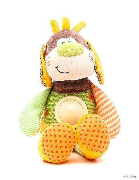 """Мягкая игрушка """"Собачка"""" (со световыми эффектами) — фото, картинка"""