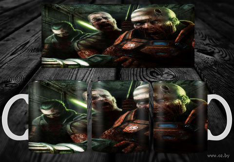 """Кружка """"Doom"""" (art.25)"""